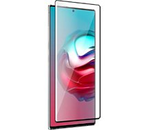 Protège écran Force Glass  Samsung Note 20 Ultra Organic noir