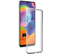 Coque Bigben Connected  Samsung A31 souple transparente