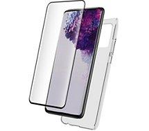 Pack Bigben Connected  Samsung S20 FE Coque + Protège écran