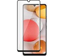 Protège écran Bigben Connected  Samsung A42 5G Verre trempé noir