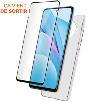 Bigben Connected Xiaomi Mi 10T Lite Coque + Verre trempé