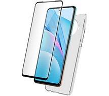 Pack Bigben Connected  Xiaomi Mi 10T Lite Coque + Verre trempé