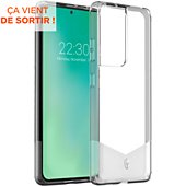Coque Force Case Samsung S21 Ultra Pure transparent