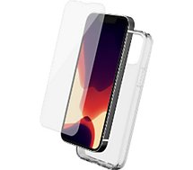 Pack Bigben Connected  iPhone 13 mini Coque + Verre trempe
