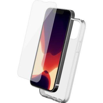 Bigben Connected iPhone 13 mini Coque + Verre trempe