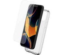 Pack Bigben Connected  iPhone 13 Pro Max Coque + Verre trempé