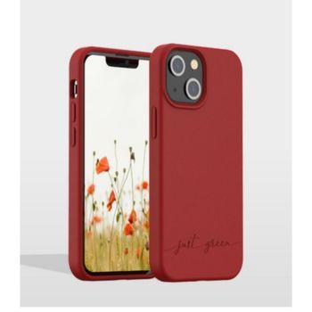 Just Green iPhone 13 mini Bio rouge
