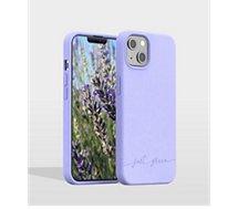Coque Just Green  iPhone 13 Bio violet