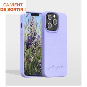 Just Green iPhone 13 Pro Bio violet