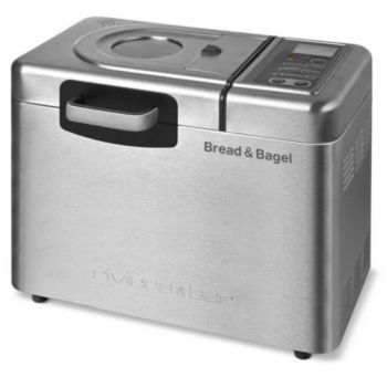 Machine pain riviera et bar bread bagel inox qd 794 a boulanger - Machine a pain boulanger ...