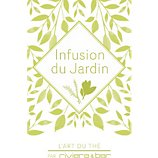 Thé Riviera Et Bar  INFUSION DU JARDIN 100G