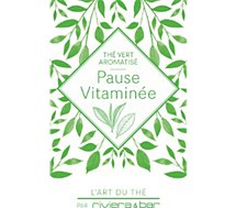 Thé Riviera Et Bar  THE VERT PAUSE VITAMINEE 100G