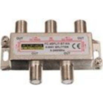 Conecticplus Distributeur répartiteur d'antenne satel