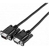 Câble VGA Conecticplus Rallonge VGA 5m noir économique