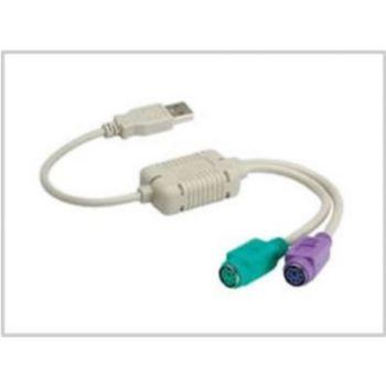 Conecticplus Adaptateur USB 2.0-clavier et souri