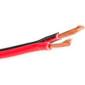 Conecticplus Bobine câble Haut Parleur 2x2.5mm 100