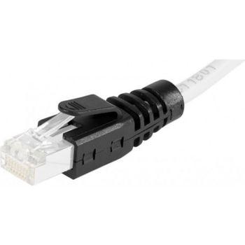 Conecticplus Manchon RJ45 Clipsable noir (sachet de 1