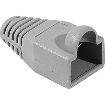 Conecticplus Manchon RJ45 5.5mm gris (sachet de 10)