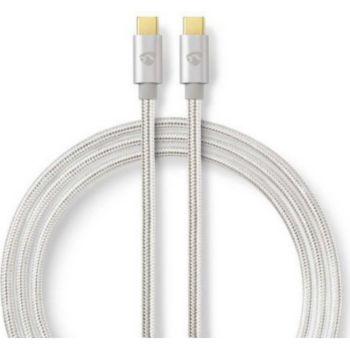 Conecticplus Câble USB 3.1 type C Gen2 1m nylon tre