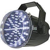 Jeu de lumières Conecticplus Stroboscope à LED blanches 60 LED