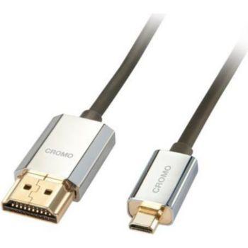 Lindy Câble HDMI 2.0-micro HDMI compatibl
