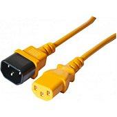 Câble alimentation Conecticplus Rallonge électrique C13 C14 1.80m moni