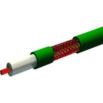 Conecticplus Bobine de câble coaxial BNC KX6 100m