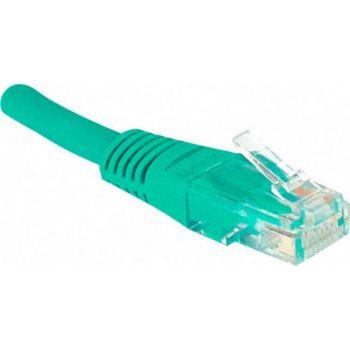 Conecticplus Câble RJ45 CAT5e 5m UTP vert