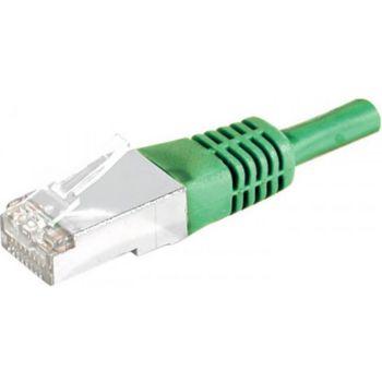 Conecticplus Câble RJ45 CAT6 10m SFTP vert