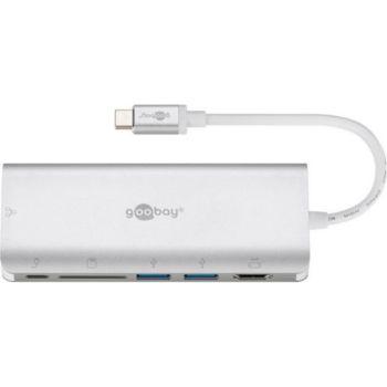 Conecticplus HUB USB 3.0 type C-2 x USB 3.0 RJ