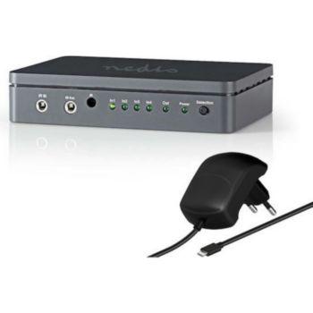 Conecticplus Commutateur HDMI 4 entrées 4K 30ips av
