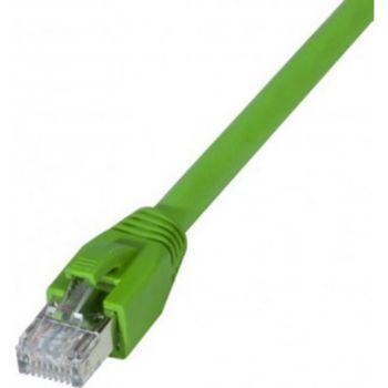 Conecticplus Câble ethernet Cat 6a 1m SFTP Snagless L