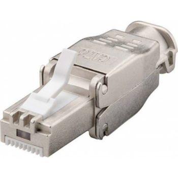 Conecticplus Connecteur RJ45 CAT6a STP mon