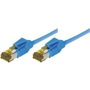 Conecticplus Câble ethernet Cat 7 S/FTP snagless