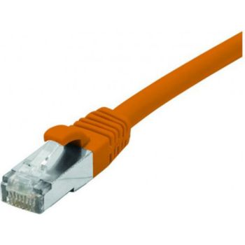Conecticplus Câble ethernet Cat 6a F/UTP snagles