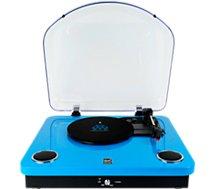 Platine vinyle Dual  Bluetooth OLYMPIQUE DE MARSEILLE