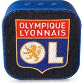 Enceinte Bluetooth Dual Enceinte portable   Série Olympique Lyon