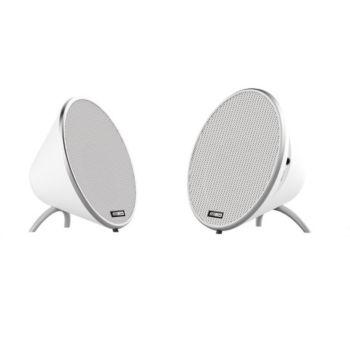 Altec Lansing Twin Blanc Bluetooth