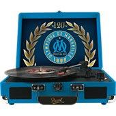Platine vinyle Dual Série Olympique de Marseille