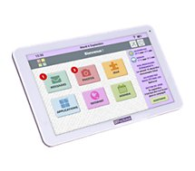 Tablette senior Cdip FACILOTAB 3G+support+sacoche+stylet