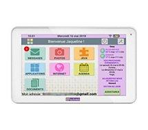 Tablette senior Cdip FACILOTAB L 10.1 32Go Wifi 3G Blanc