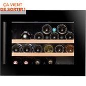 Cave à vin encastrable Climadiff CBI28S1B