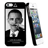 Coque Eleven Paris iPhone 5/5S Obama Life is a joke