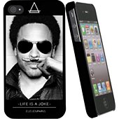 Coque Eleven Paris iPhone 4S Lenny - Life is a Joke
