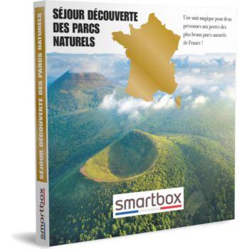 Smartbox Séjour découverte des parcs naturels