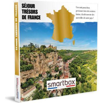 Smartbox Séjour et trésors de France