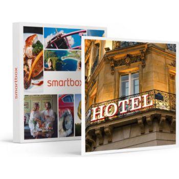 Smartbox Séjour romantique de 2 nuits en hôtel de