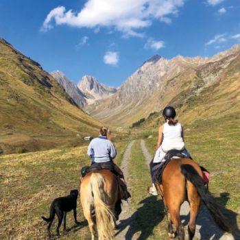 Smartbox 2 jours de randonnée à cheval dans le Be