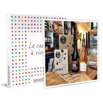 Smartbox Box Généreuse de Vinoble : 2 bouteilles