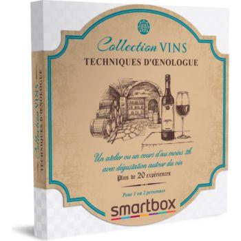 Smartbox Techniques d'œnologue